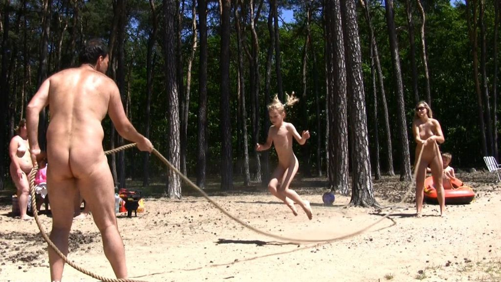 Free nudists family videos